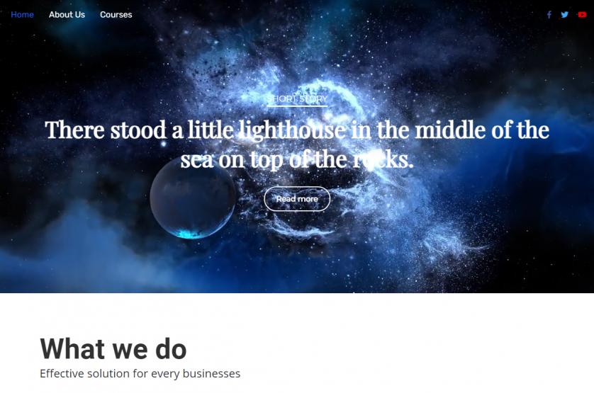 Диагностика вашего сайта на CMS joomla. Сайт-визитка. Лендинг. изображение 1