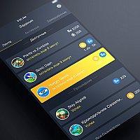 Дизайн мобильных приложений.