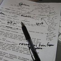 Напишу сценарий к празднику, мультфильму или фильму