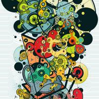 Графический дизайн, упаковка, визитки, постер