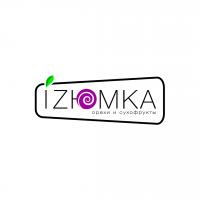 Дизайн логотипа для магазина орехов и сухофруктов
